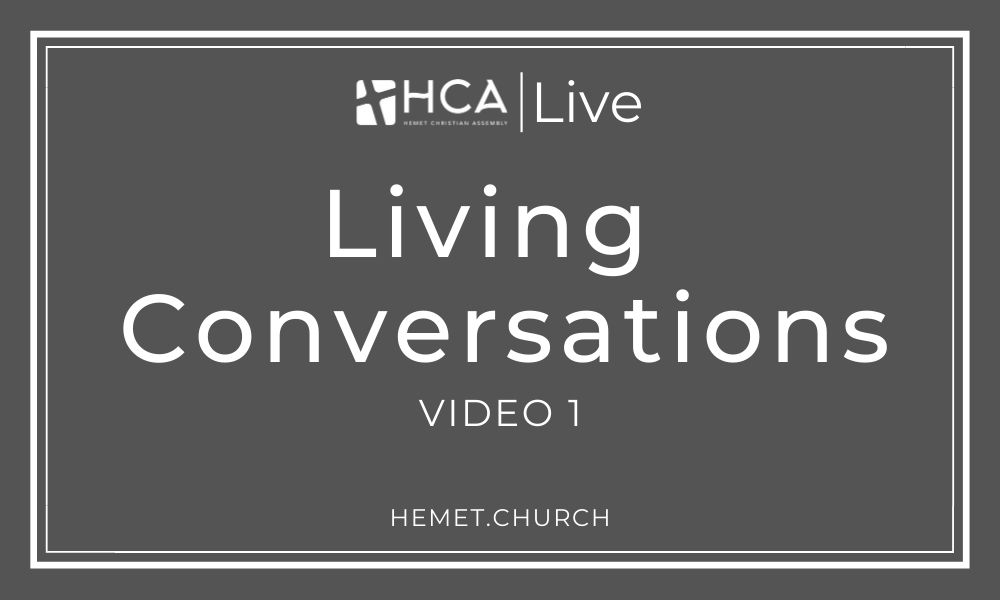 Living Conversations Image