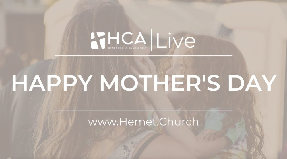 Special Mother's Day Message Image