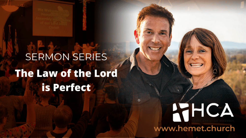 The Law of the Lord is Perfect, Part 1 Image